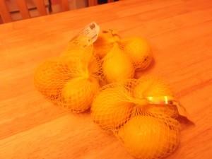 Persian Spiced Lemons