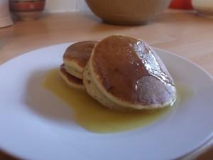 Pancake's Two Ways