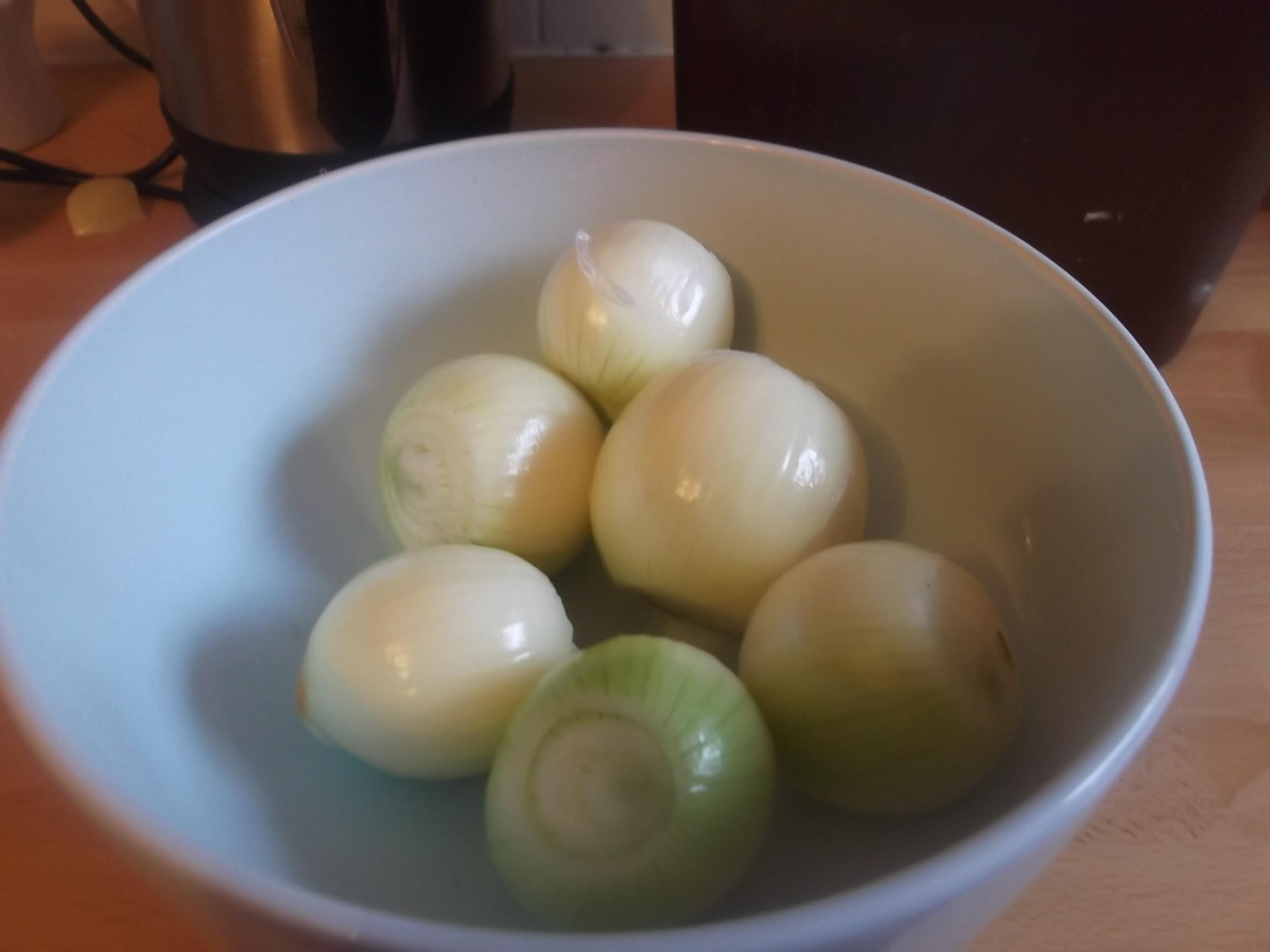 Onion Marmalade - Mortgage Free in Three