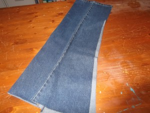 Denim Apron 005
