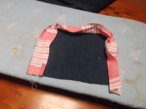 Denim Apron 010
