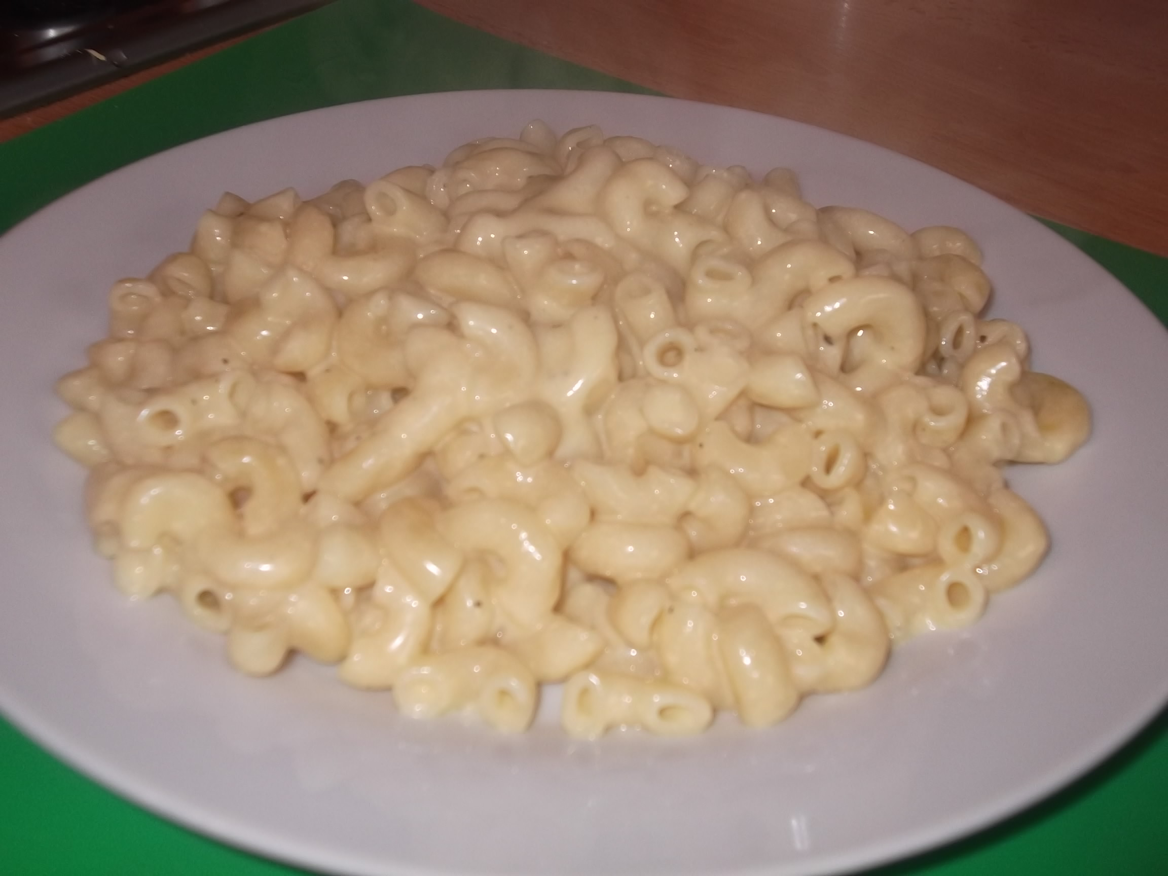 Macaroni Cheese The Minute Version Mortgage Free In Three