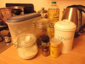 A Toasty Treat – Sultana Bread