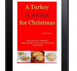 turkey cover on kindle