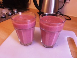Breakfast Smoothies on a Budget