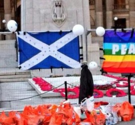 George Square foodbank