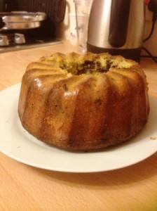Anette's Advocat Cake