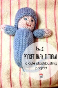 Pocket Babies for Shoebox Giving