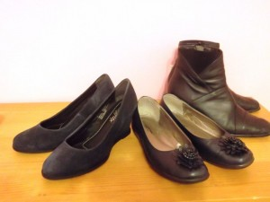 Frugal Wardrobe – Simplify Shoes