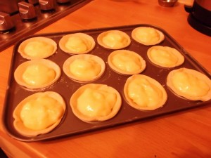 Delicious Portguese Custard Tart Recipe