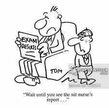 nit nurse report