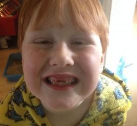 Rowan tooth fairy