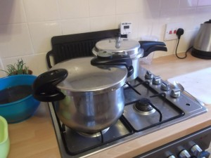 Bulk Cooking for Boys