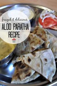 Aloo Paratha .. amazing!