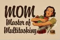 Mulittasking Mum