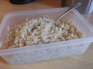 Perfect Brown Rice - fluffy grains