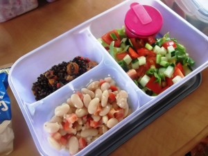 Yasmeen's Turkish Piyaz Salad